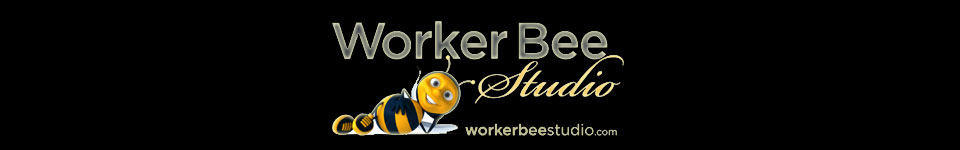 worker bee studio banner